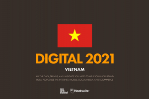 Digital in Vietnam 2021